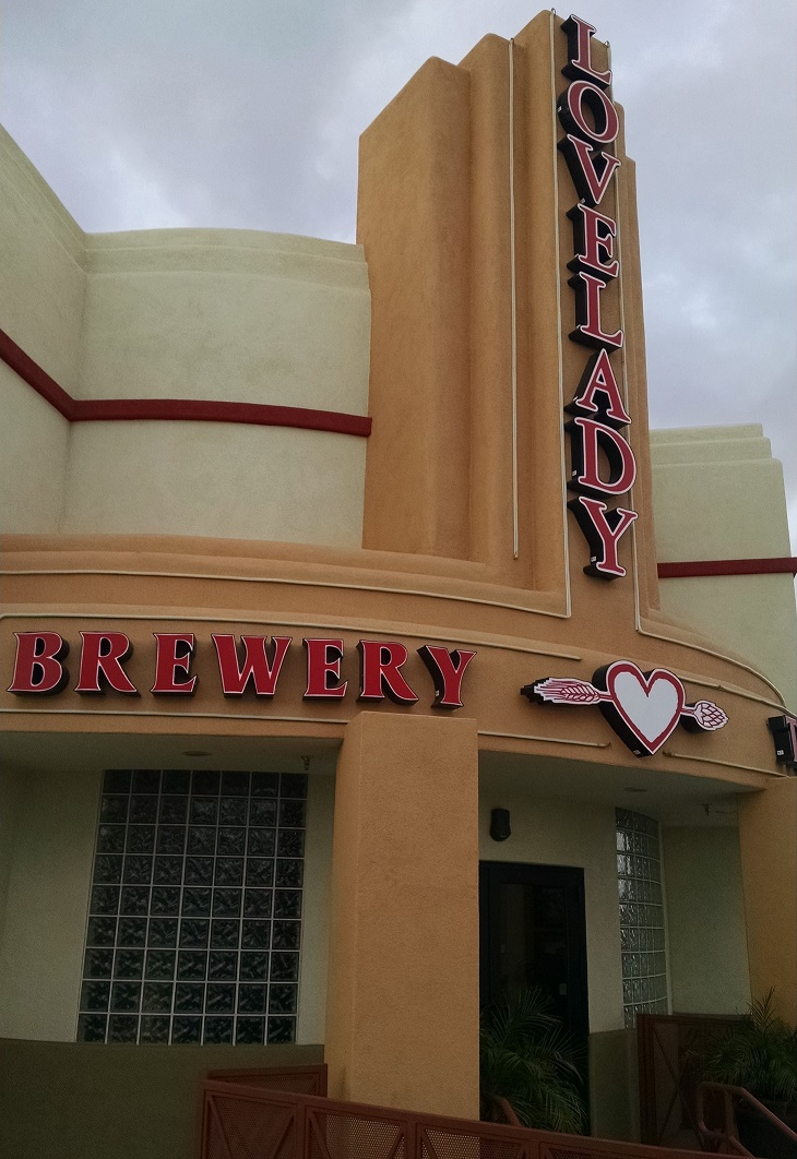 Lovelady Brewing Las Vegas