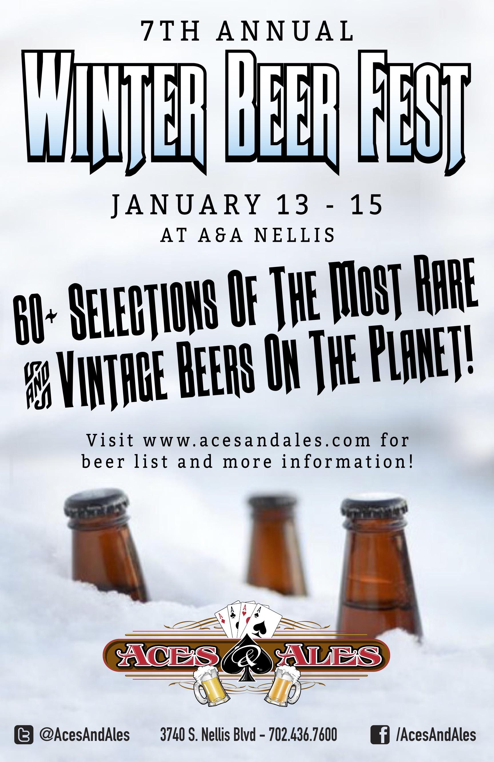 Aces Winter Fest
