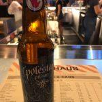Bottle brew at beerhaus
