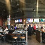 tv's at world of beer