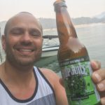 Hop Juice on the lake