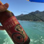 Pale Ale on the lake